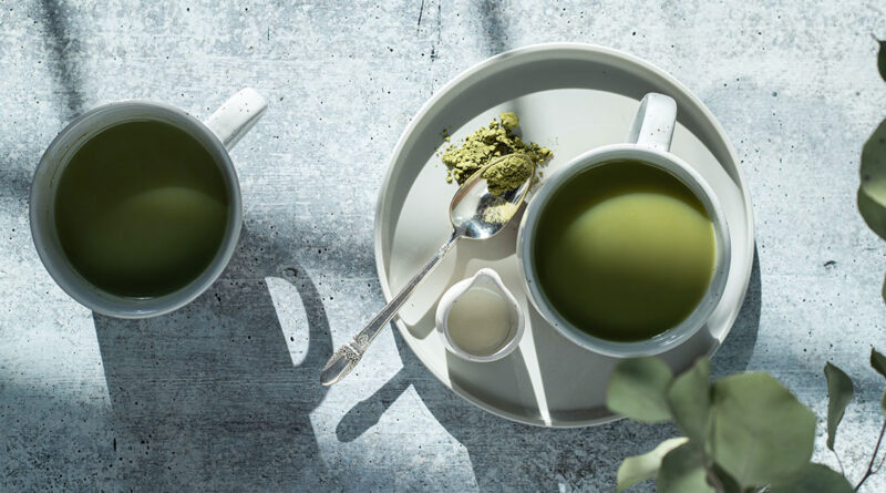 Boosting-Immune-Systems with green tea