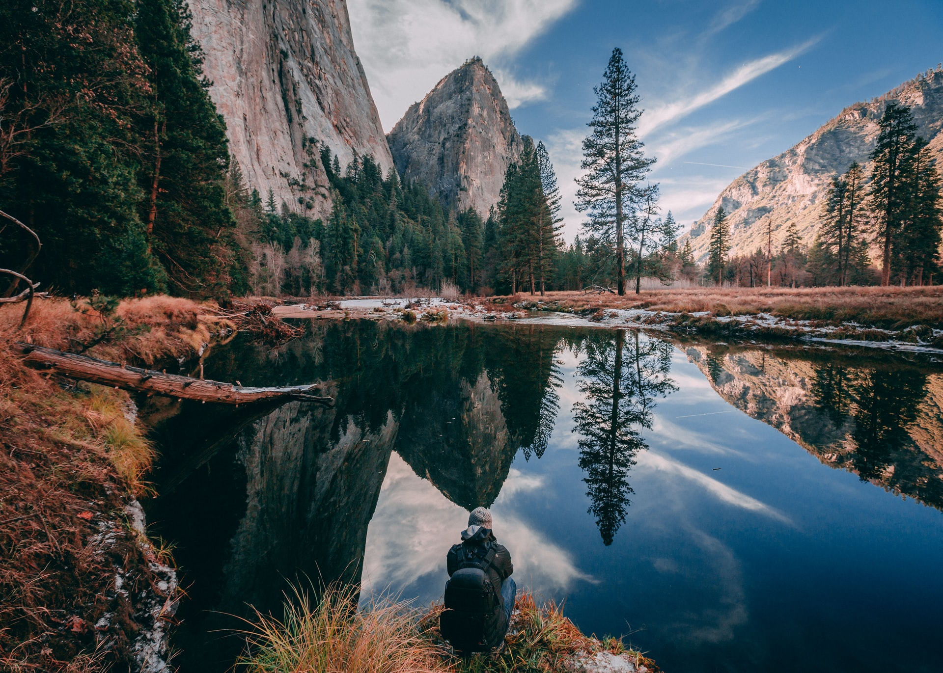 John Muir Quotes in natural landscape