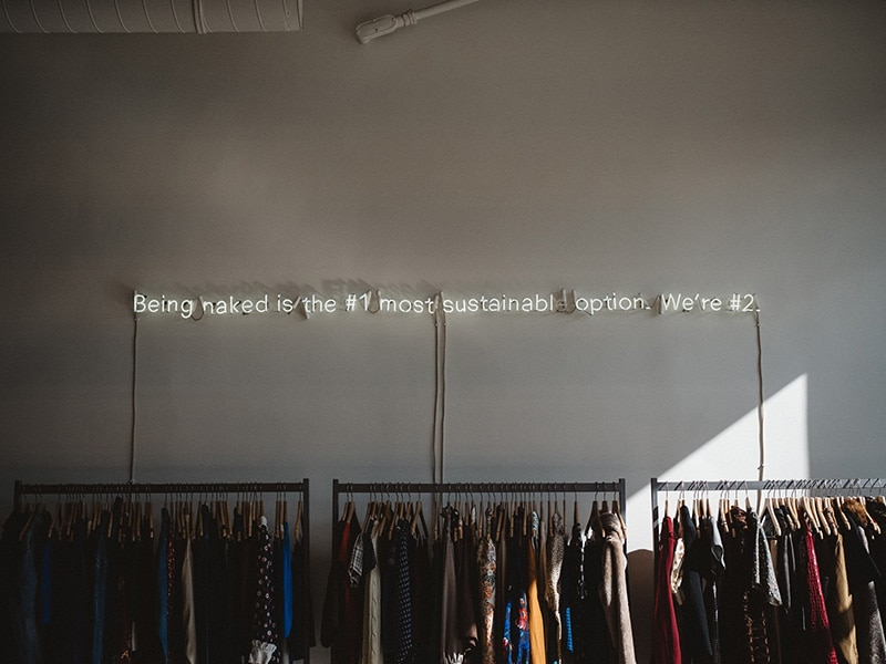 sustainable clothing brands in chop