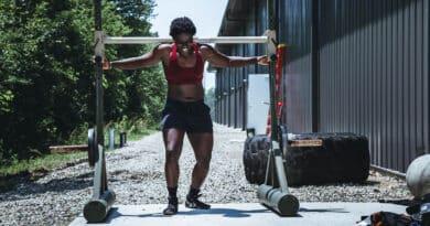 Yoke Carry Workouts