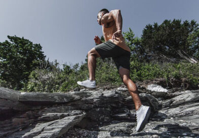 Nobull runner outside fitness