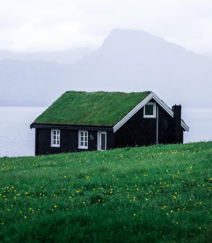 House in Faroe Islands