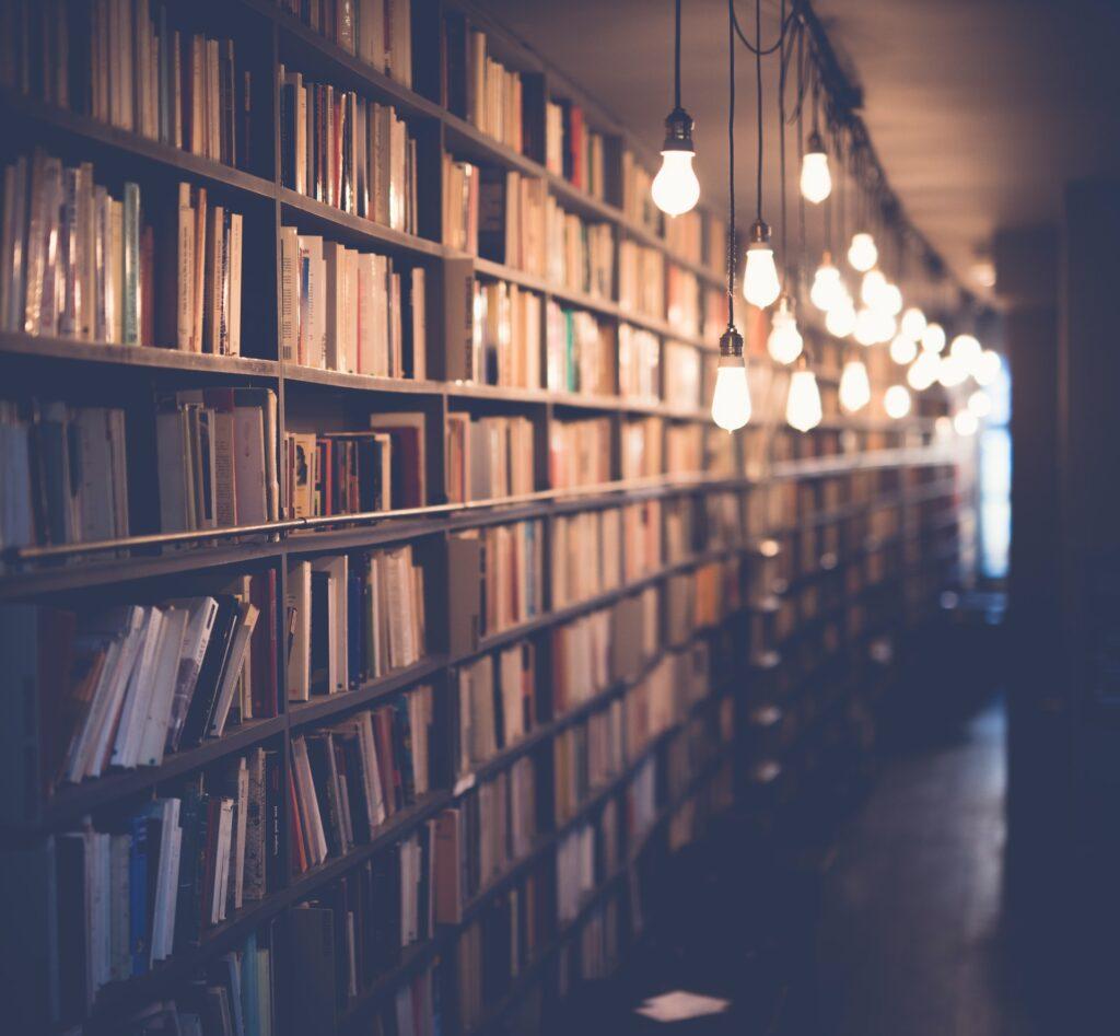 Best adventure books in a library in Paris