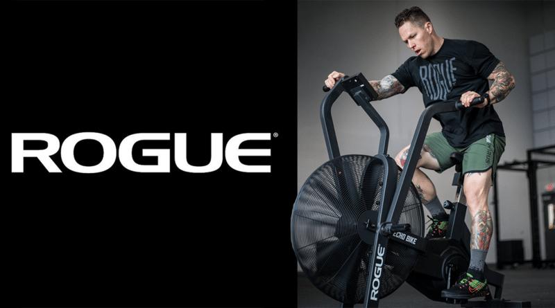 Matt Chan on Rogue Echo Bike