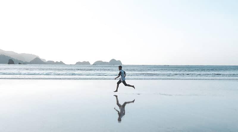 Running Workouts on Beach